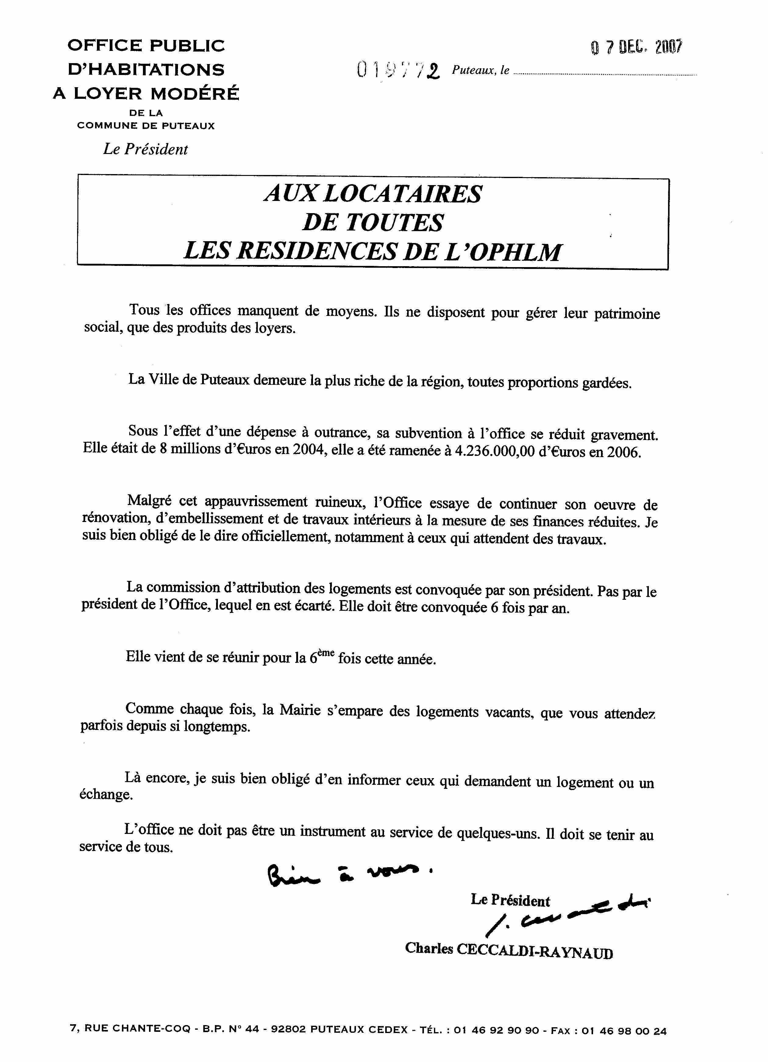 Nadine Jeanne Elue De Puteaux Ophlm 1 Charles Ceccaldi Raynaud