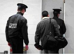 Arrestationsanspapiersnanterre